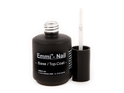 UV-Lack Base/Top Coat 14 ml - Emmi