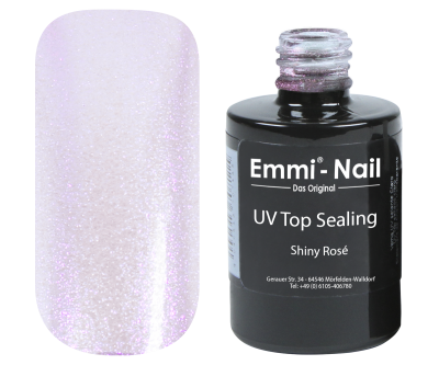 Top Sealing Shiny Rose - Emmi