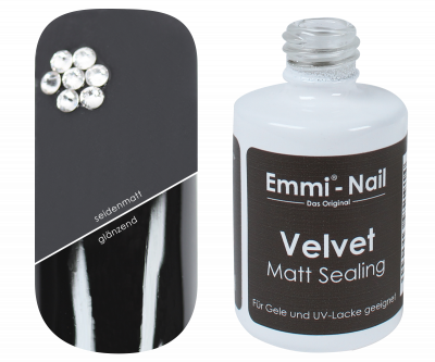 Top Sealing Velvet Matt - Emmi
